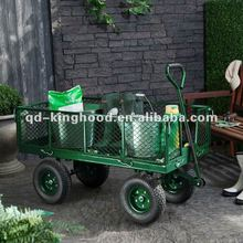 Garden Cart with mesh body TC1840