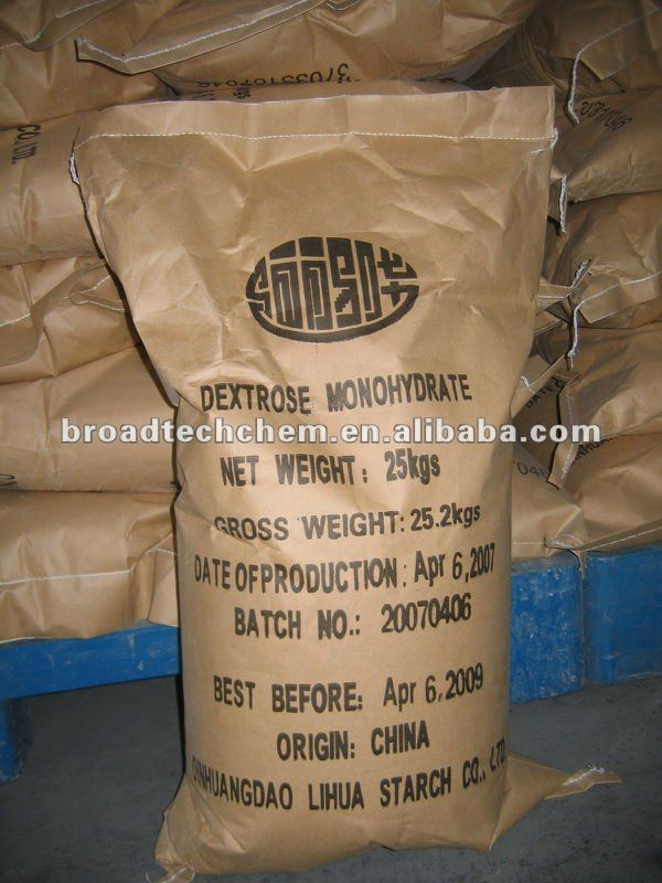 Factory Price Food Grade Dextrose Monohydrate