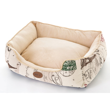 factory sales Latest Design Oxford puppy pet dog bed accessories kennel