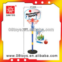 Children portable basketball hoop stand