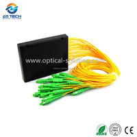 Factory offer good qualityfree sample fiber optic 1x32 splitter plc without connector