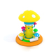 China Manufacturer mushroom style indoor soft electrical play items playground equipment for kids soft theme park for sale