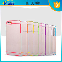 Ultra Thin Slim Cover Case for iphone 4/4S 5/5S /5C/6S 6 PLUS for Samsung Galaxy S3 S4 S5 S6 Note 3 4 HTC M8