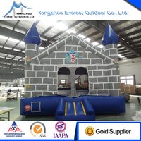 2016 new style inflatable bounce castle for kid
