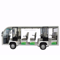 23 Seats City Electric Bus For
