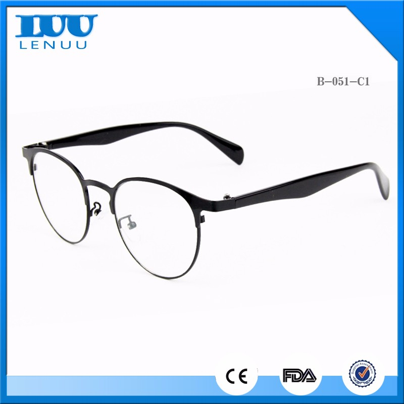 Eyeglass Frame Manufacturer In Italy : Italy Design Eyeglasses Frame Factory,Metal Material ...