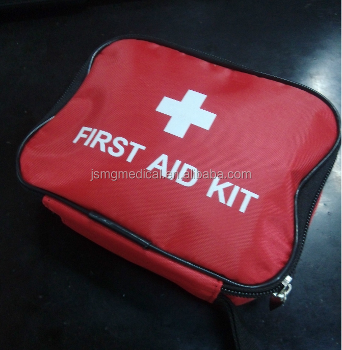 Waterproof first aid kit box / Car first aid kit