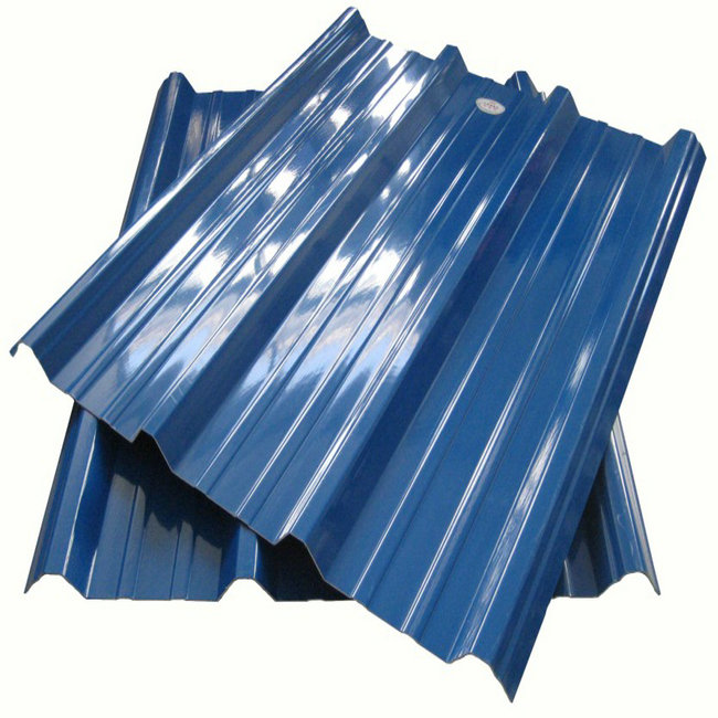 factory cheap corrugated metal roofing sheet
