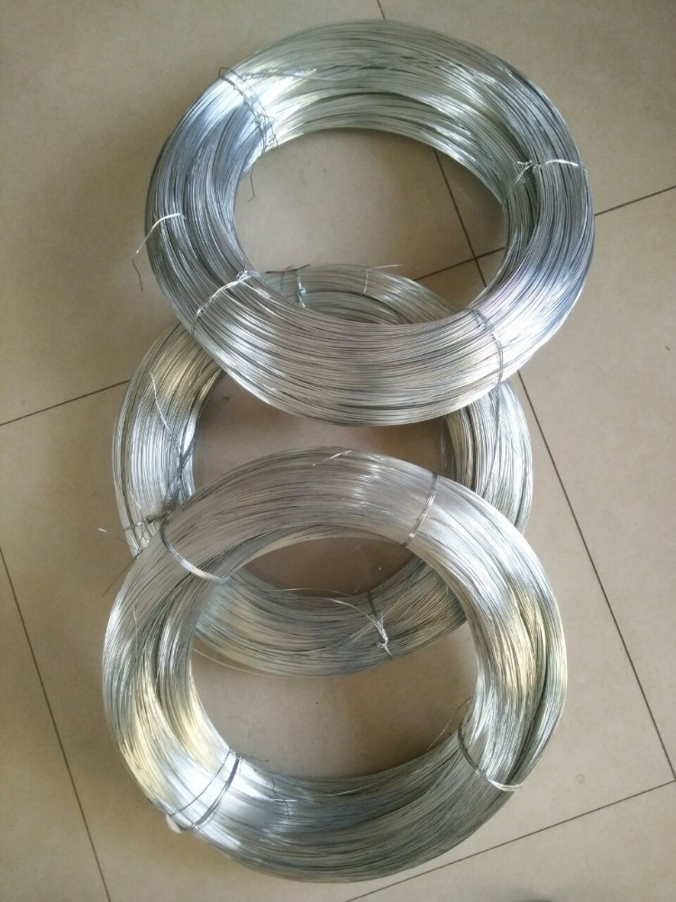 Hot selling products galvanized wire in Ukraine