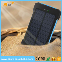 Portable Outdoor Heavy Duty Armor 10000mAh Solar Power Bank