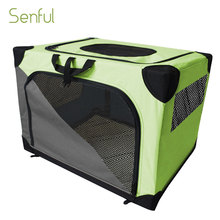 Factory sale Camouflage DogTravel bag dog wholesale pet crate