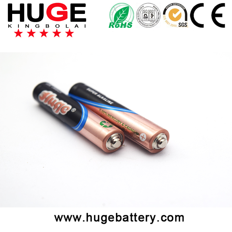 High quality and best price 1.5V AAAA LR61 alkaline battery
