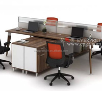 Cheap Modern Design Cubicle L Shape