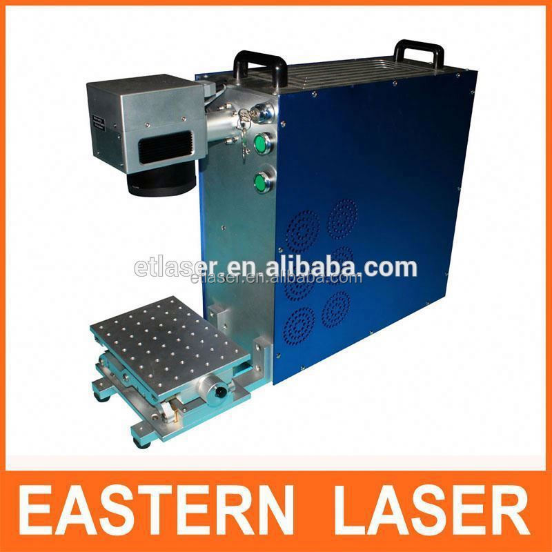 Eastern Rotary Laser Engraving Machine for Gold HallMarking