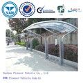 2015 best selling bike storage shed bike storage shelter bike shed with sturdy construction