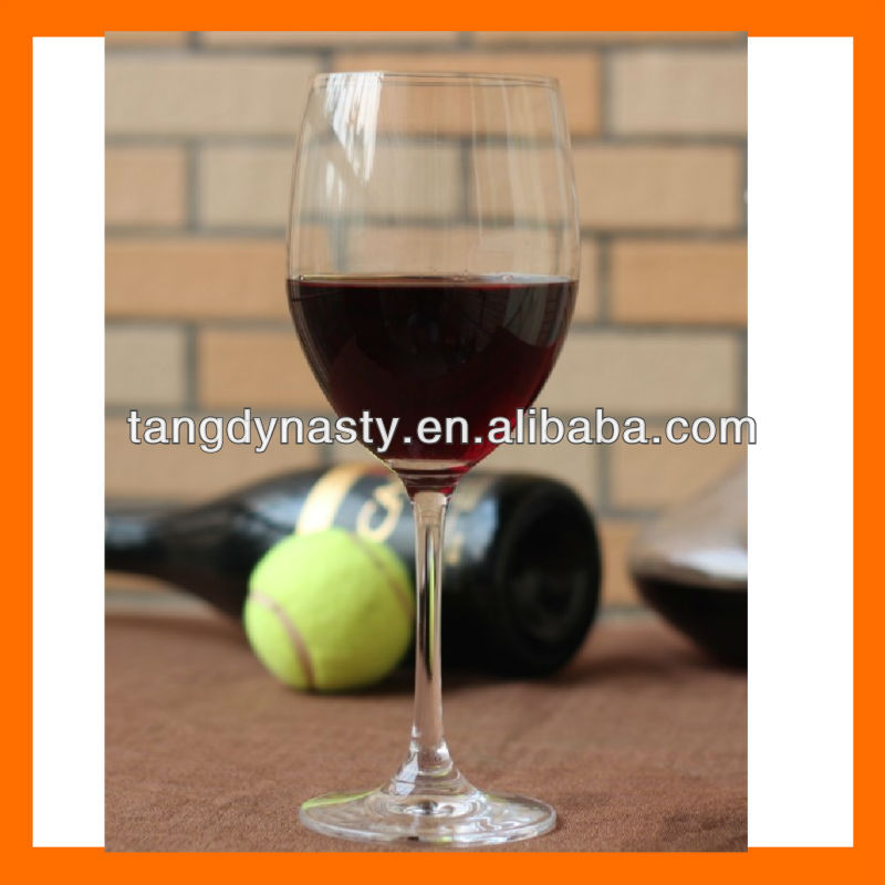 Handmade french red wine glass,wholesale wine glasses
