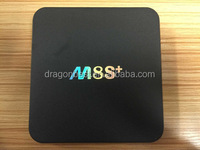 M8S Plus Plus Amlogic S812 Quad Core Android 4.4 Tv Box Built In Skype,Bluetooth,Youtube Support 3D,Sd Card Media Player