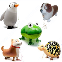 Wholesale various kinds of walking pet balloon animals