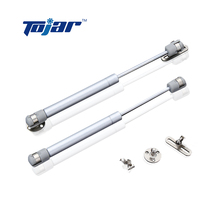 High low pressure door opener pneumatic stay gas spring strut release parts ball support hinge fittings