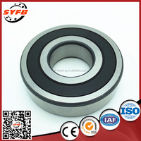 China supply deep groove ball bearings 6228 gasoline engine for bicycle