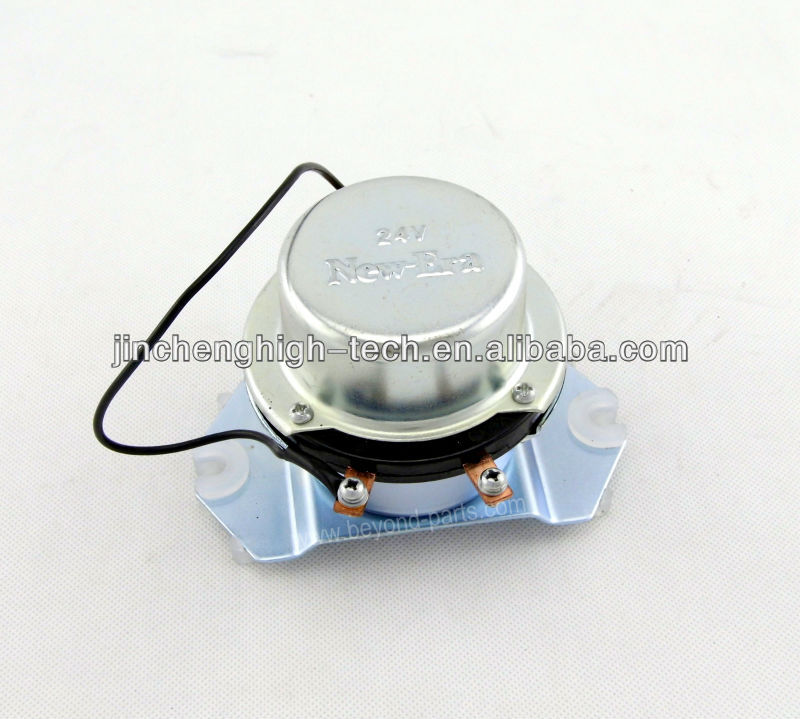 Excavator Battery Relay Switch New