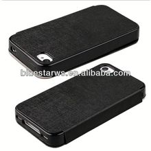 Mobile Phone Accessoires Popular Design For iphone4 Leather Case with High Quality