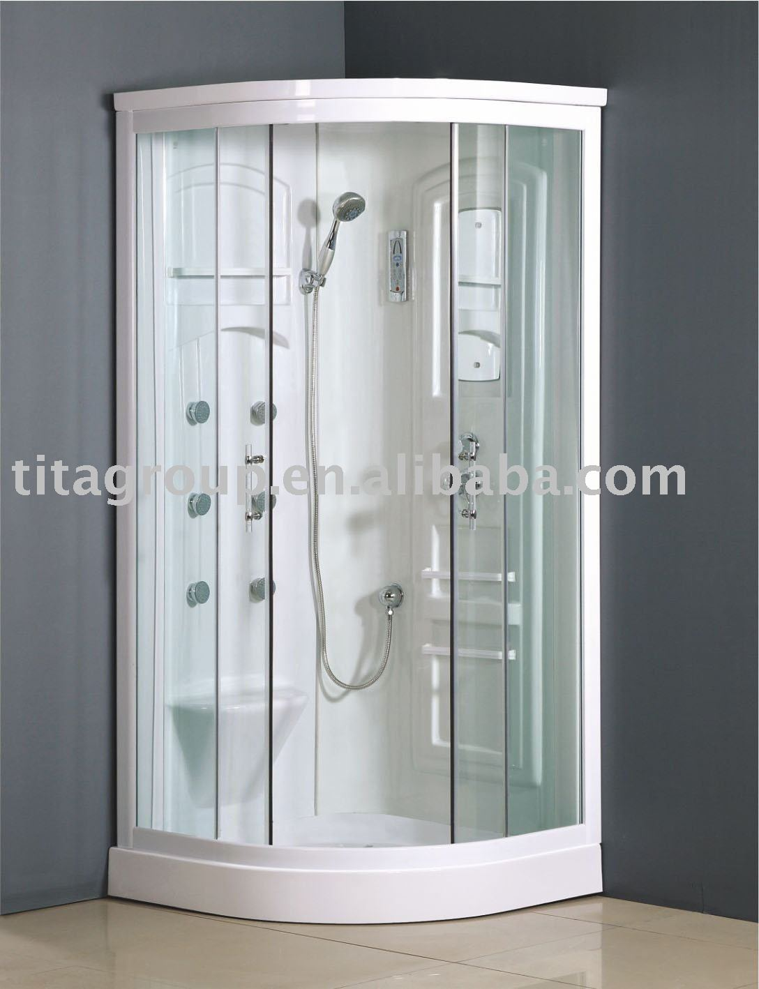 Walk In Shower Stall, Walk In Shower Stall Suppliers and ...