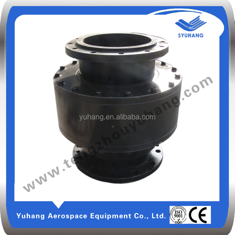 Mechanical seal pipe swivel joints for oil