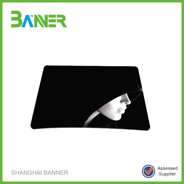 Promotional Neoprene Logo printing wholesale mouse mat sublimation