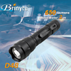 Brinyte D48 Rechargeable 5 Watt 365lm Nichia uv LED flashlight