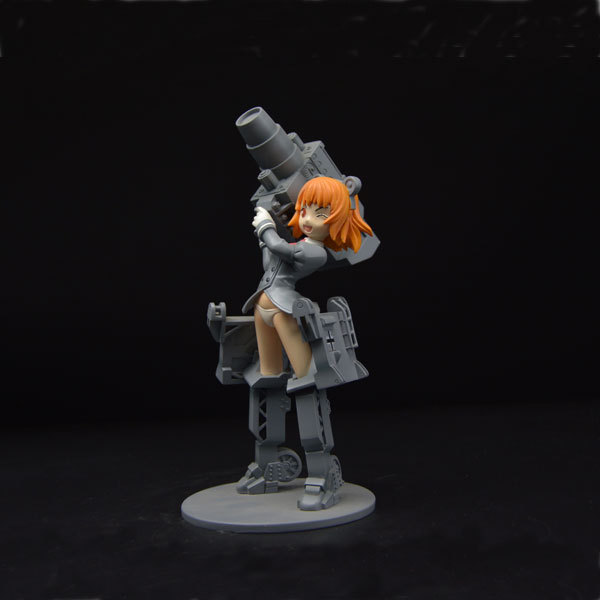 Custom Movable Action Figure Sexy Girl Model