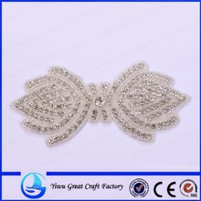 New products sell like hot cakes glass seed beads and rhinestone bridal fabric lace wedding dress shoes accessories
