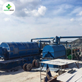 Used oil /Pyrolysis oil Distillation plant with latest design