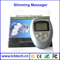 Handhold home use mini Slimming Massager for body