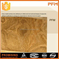 Various colors faux marble wall panels flooring tile