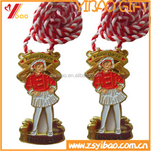 Design Your Own Custom Metal Crafts Products Zinc Alloy Metal Medal