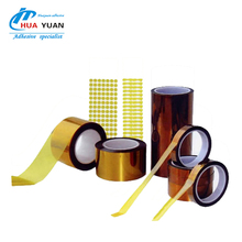 High visibility tape die cut heat transfer printing polyimide film