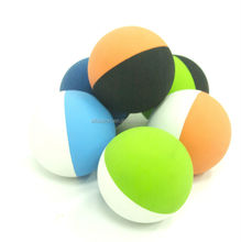 Hot Sale 65mm Rubber high bouncing ball, made in Thailand