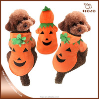 Dog Pet Costume Dog Pumpkin clothes Halloween Suit for Pet halloween costume