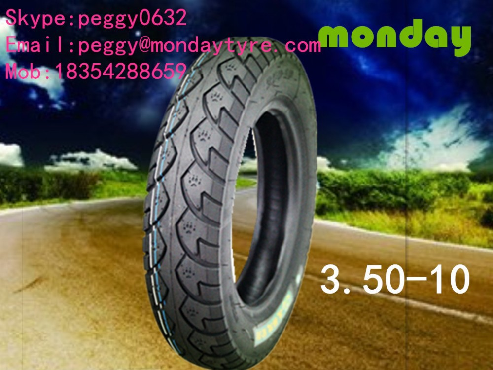 Cheap 3.00-10 3.50-10 China Electric three Wheel Motorcycle tube tricycle Tyre