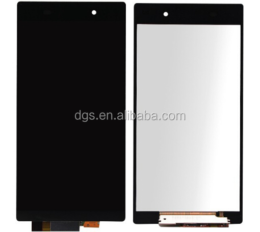 New For Sony Xperia Z1 L39h L39 LCD C6902 C6903 C6906 Touch Screen with Digitizer Assembly Replacement Black Color
