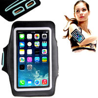 China factory price unisex smartphone armband for sports with high quality and OEM service