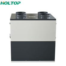 Fresh type heat recovery ventilation air handling unit