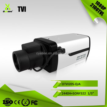 2100TVL 1080P 2MP OSD C/CS BOX hd tvi cameras OTVI20S-QJA