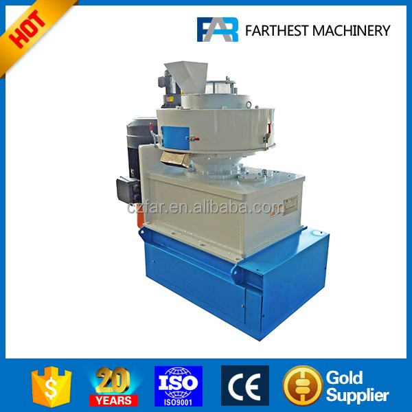 8mm Wood Pellet Making Machine For Recycling Use