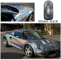 Fast drying Auto UV rainbow aerosol spary paint fast drying spray repair coating rainbow colors waterbase spray painting coating
