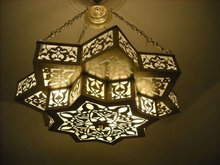 Moroccan Lighting Hanging Chandelier