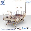 HOTSale!!!G03 X-ray Orthopedics Traction Bed Four Crank Hospital Bed