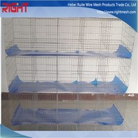 China Supplier Commercial Meat Rabbit Farm Cage in kenya farm (Factory)