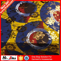 hi-ana fabric3 Know different market style Fashion design hitarget wax fabric